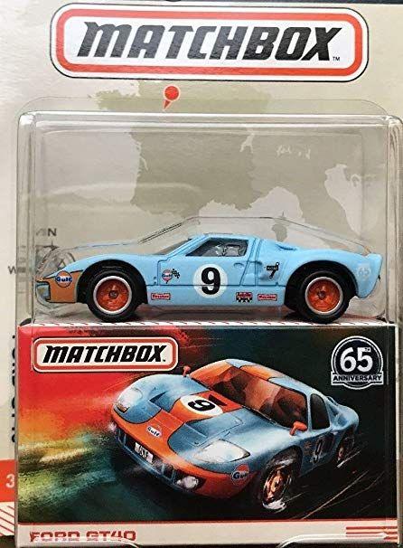00Hot Travelers Aniversario149 Matchbox Globe Ford Gt40 65 XZOiuPk