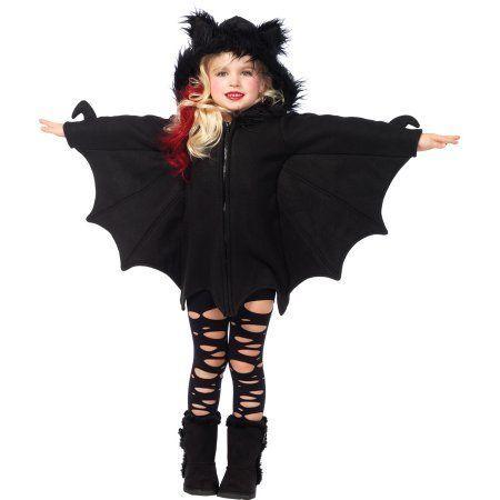 Bat Cozy Child Large, Girl's, Size: Child LG, Black