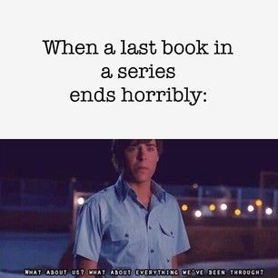 Last book of Divergent no joke if you were thinking about reading it don't. It will destroy you. But in the other hand TMI fandom can't relate I Love Books, Good Books, Books To Read, Up Book, Book Of Life, Book Memes, Book Quotes, Divergent Jokes, Divergent Series