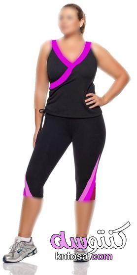 ملابس رياضية للسمينات روعه موديلات تناسب السمينات المحجبات 2020 Kntosa Com 28 19 156 Fashion Capri Pants Pants