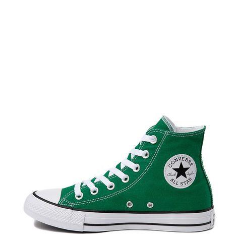 Converse Chuck Taylor All Star Hi Sneaker - Amazon Green en ...