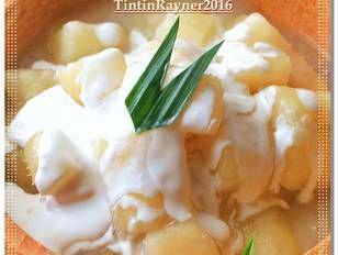 Resep Singkong Manis Ala Thailand Aka Sweet Casava Oleh Tintin Rayner Resep Resep Resep Makanan Resep Masakan