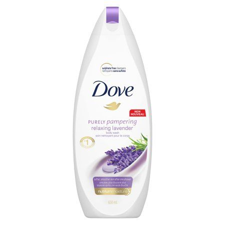 Dove Lavender Oil And Chamomile Body Wash 22 Oz Walmart Com Lavender Body Wash Dove Body Wash Body Wash