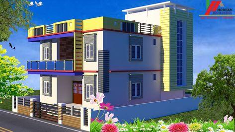 Modern House Design, Durga Sthan Manddir