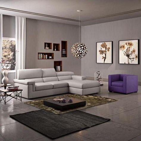 Le Canape Poltronesofa Meuble Moderne Et Confortable Archzine Fr Meuble Moderne Mobilier De Salon Et Decoration Salon