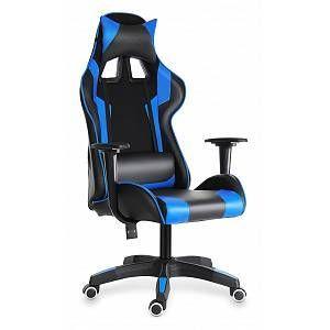 Chaise Gamer Gaming Racing Fauteuil De Bureau Bleu Insma Mobilier D Interieur Meuble De Bureau Chaise Et Fauteuil De Bureau In 2020 Gaming Chair Chair Leather Chair
