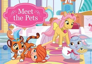 Whisker Haven Tales With The Palace Pets Disney Characters In 2020 Palace Pets Pets Disney Junior