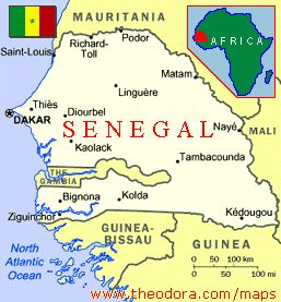 Bissau City Capital Of GuineaBissau Capital Cities Of The - Guinea bissau map quiz