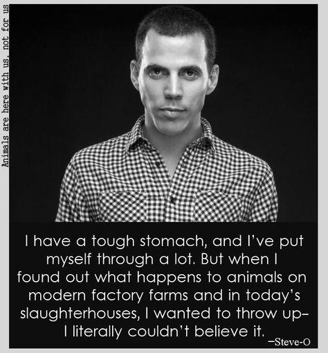 Go vegan! I felt the same way.