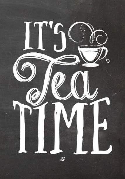 New Vintage Cafe Poster Tea Time 53 Ideas Vintage Tea Time Tea Time Quotes Tea Quotes
