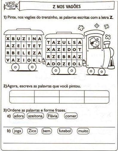 Colecao Letramento Divertido 6 E 7 Anos V 1 Com Imagens