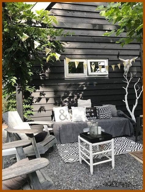 ➤60 Small Rustic Terrace Garden Design Ideas with Low Budget to Improve Your Home #smallgarden #smallterrace #smallpatio #backyard #homedecor #homedesign #patio #garden | gaming.me