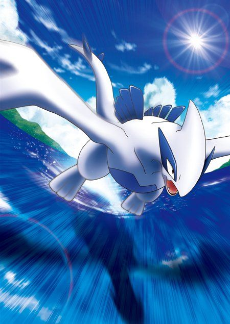 Lugia And Handsome Ash Return For New Pokemon Movie New Trailer