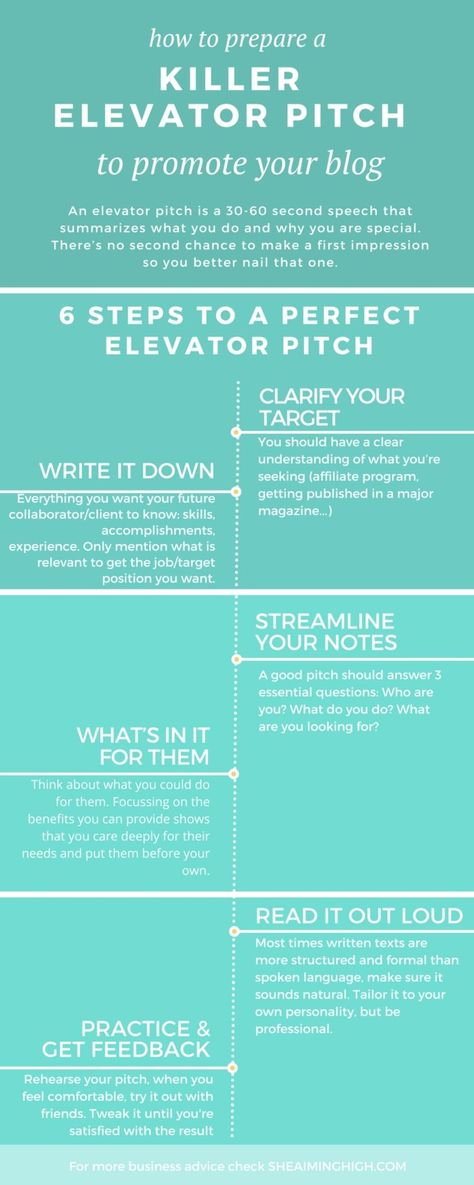 Pin by Karine Robin on Elevator Pitch Pinterest Pitch - elevator speech examples