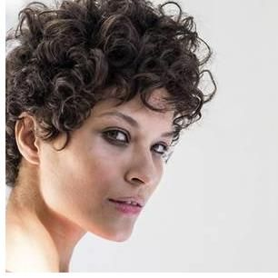 Elegant Kurzhaarfrisuren Locken 20