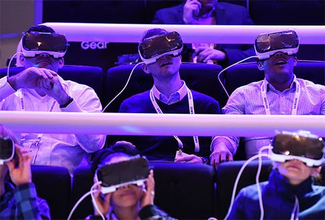 With consumer-ready devices hitting the market and artists creating gobs of interesting content, VR looks poised to take off.