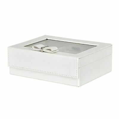 Ebay Advertisement Mele Co Dixie Glass Top Jewelry Box In Faux