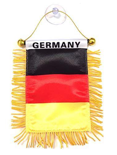 Mad Can Studios Germany Flags German Car Flag Automobile Https Www Amazon Com Dp B07mvlds68 Ref Cm Sw R Pi Dp U X 4jvwcbxf Germany Flag Germany Car Flags