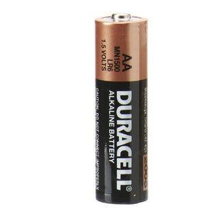 How To Check Aa Aaa Alkaline Battery Using A Voltmeter Duracell Duracell Batteries Alkaline Battery