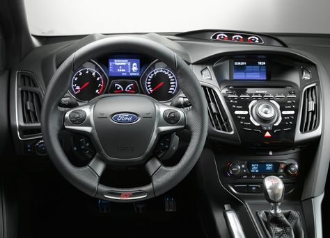 2013 Ford Focus St We Miss The Crazy Mostly Goruntuler Ile