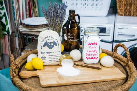 Diy Laundry Powder And Bleach Kym Douglas Is Showing You How To