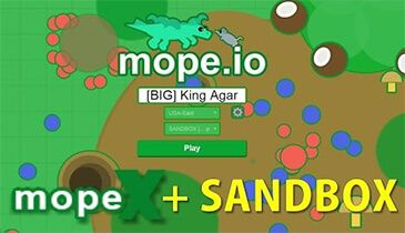 Mope Io Sandbox Sandbox Server Hacks Moping