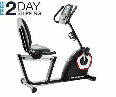 Ad Ebay Proform 235 Csx Indoor Recumbent Exercise Bike Stationary Cardio Fitness Bicycle In 2020 Biking Workout Recumbent Bike Workout Exercise Bikes