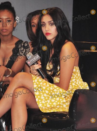 Madonna S Daughter Lola Leon At The First Birthday Celebration For