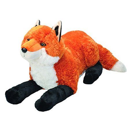 Toys In 2020 Fox Stuffed Animal Wolf Stuffed Animal Elephant