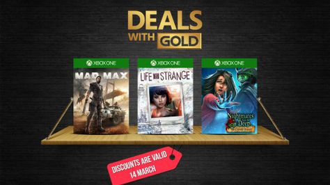 Microsoft Corporation's Xbox Live Deals With Gold... #MicrosoftCorporation: Microsoft Corporation's Xbox Live Deals… #MicrosoftCorporation