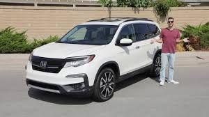 2020 Honda Pilot Redesign Changes Specs And Price Di 2020