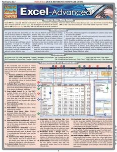 Excel Tips & Tricks (9781423205425) - BarCharts Publishing Inc makers of QuickStudy