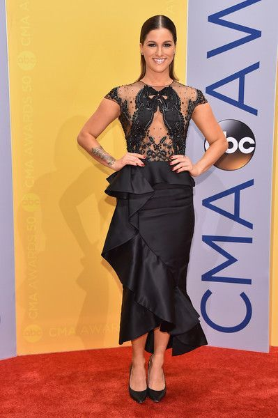 Cassadee Pope At The CMA Awards, 2016 - Country Music's Most Daring Dressers - Photos