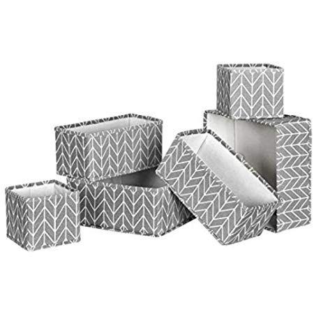 Jsf Diy Schubladen Organizer Verstellbare Schreibtisch Organizer Kunststoff 12er Set Schubladeneinsatz Kosme In 2020 Schubladen Organizer Aufbewahrungsbox Schubladen