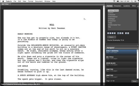 Script Writing Software 3 Programs That Are Cheaper And Better - script writing