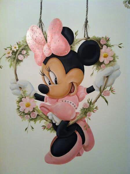Anja Geertsma Wandmalereien - #Anja #DisneyWallpapersMickeyMouse #Geertsma #Wandmalereien
