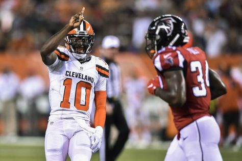 The Browns have Robert Griffin III throwing deep. And that's a good thing.
