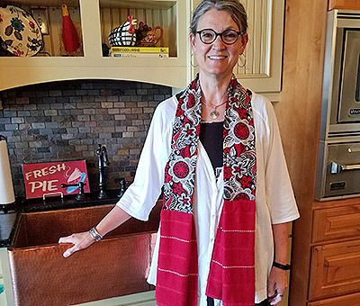 Try The Kitchen Boa® For Kitchen Fashion - The Culinary Center of Kansas City