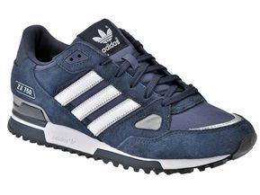 adidas Originals Hombres ZX 750 Zapatillas Azules