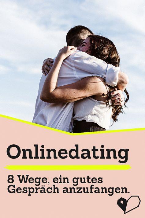 Jemanden von online dating treffen