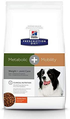 Hill S Prescription Diet Metabolic Mobility Canine Chicken Flavor 24lbs Dry Dog Food Chicken Flavors Dog Food Recipes