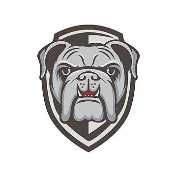 Bulldog Vector Mascot Logo Design Sport Illustration Animal Emblem Isolated Head Bulldog Clipart Bulldog Mascot Png And Vector With Transparent Background Fo Sports Logo Design Bulldog Clipart Animal Illustration