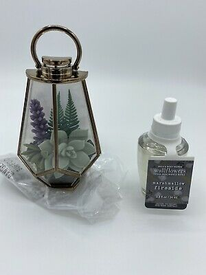 Bath And Body Works Succulent Terrarium Home Wallflowers Plug In
