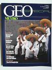 GEO Special 2 1986 Mexiko City Zapata Indianer Drogen Zapata Chiapas Reiseführer #Antiquität