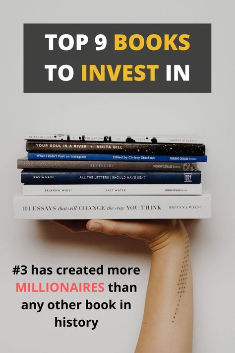 9 Best Personal Finance Books of All Time: books for beginners & women