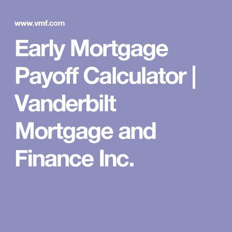Mortgage Payoff (Canadian) Mortgage - Pay it Off! Group Board - mortgage payoff calculators