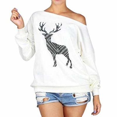 hibote Blusas Talla Grande Mujeres Tshirts Suelto Camisas