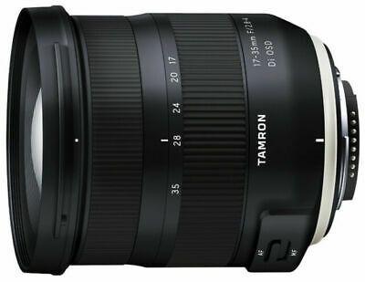 Tamron Open Box 17 35mm F 2 8 4 Di Osd Lens For Nikon F Tamron Camera Lenses Nikon