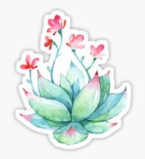 Southprints Shop Aesthetic Stickers Tumblr Stickers Watercolor