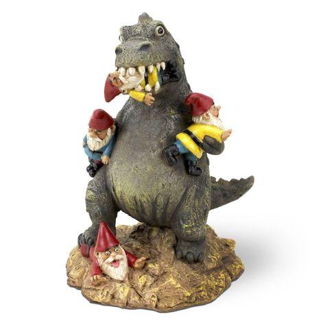 Amazon.com : Big Mouth Toys The Great Garden Gnome Massacre : Patio, Lawn & Garden